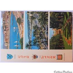 CPA des Alpes-Maritimes, Cannes, Nice et...