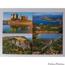 CP de la Corrèze, Bort-les-Orgues