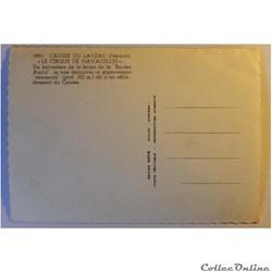 carte postale france languedoc roussillon cpa de herault le cirque de navacelles