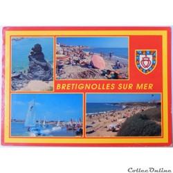 CP de Vendée, Brétignolles sur Mer