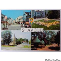 CP de Moselle, Saint Avold