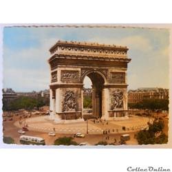 CPA de Paris, l'Arc de Triomphe