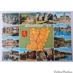 CP de La Mayenne