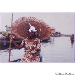 CP du Bénin, Ganvié, lac Nokoué