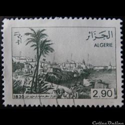 Algérie 00940 vue d'Alger, Bab Azzoun en...