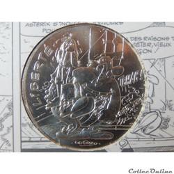 10 euros, Astérix et liberté Chaînes 201...