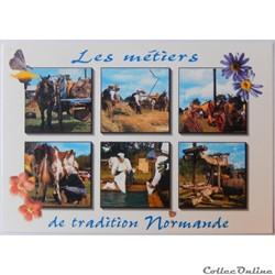 CP de Normandie, Les métiers traditionnels