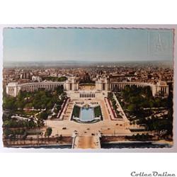 CPA de Paris, Palais Chaillot