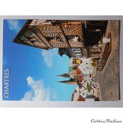 CP de l'Eure-et-Loire, Chartres