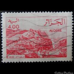Algérie 00804 vue de Constantine en 1830...
