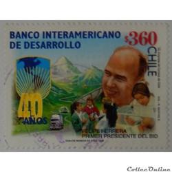Chili 01917 banque interaméricaine de dé...