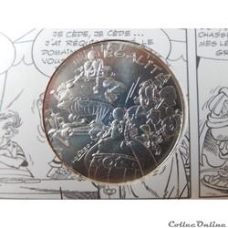 10 euros, Astérix et l'égalité Groupe 20...