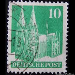 Allemagne Occupation 0048A cathédrale de...