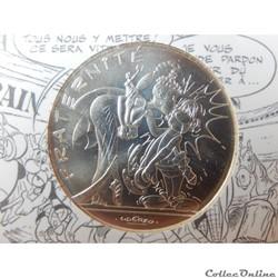 10 euros, Astérix et la fraternité Romai...