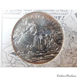 10 euros, Astérix et la fraternité Norma...