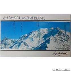CP de Haute-Savoie, Le Mont Blanc