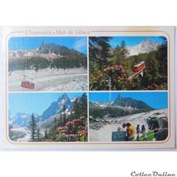 CP de Haute-Savoie, Chamonix, la Mer de ...