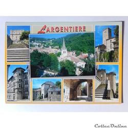 CP de l'Ardèche, Largentière