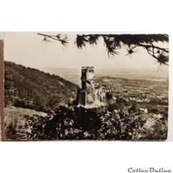 CPA du Puy de Dôme, Volvic, château de Tournoël