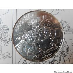 10 euros, Astérix et fraternité Belges 2...