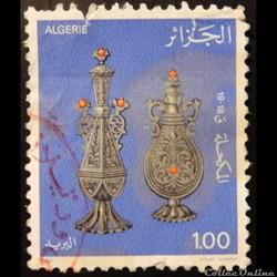 Algérie 00777 fioles 1.00d de 1983