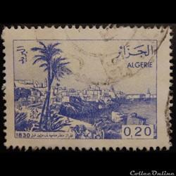 Algérie 00816 vue de Bab Azzoun en 1830 ...