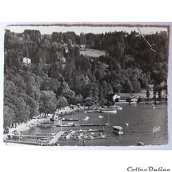 CPA des Vosges, Gérardmer, les embarcadères du lac