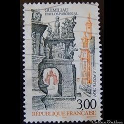 03080 Guimiliau - L´enclos paroissial 3F de 1997