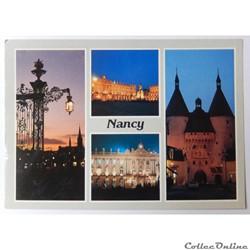 CP de Meurthe-et-Moselle, Nancy