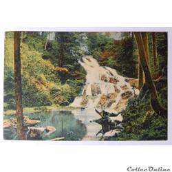 CPA des Vosges, Gérardmer, les environs, la cascade de Retournemer