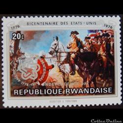 Rwanda 00729 journée de l'indépendance d...