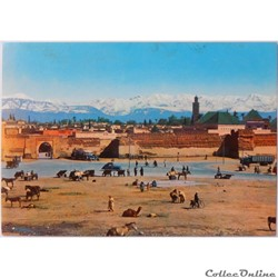 CP du Maroc, Marrakech
