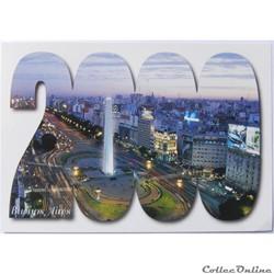 CP d'Argentine, Buenos Aires