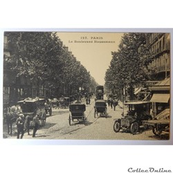 CPA de Paris, bd Haussmann