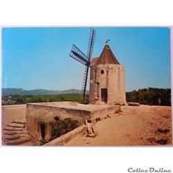 CPA des Bouches-du-Rhône, le moulin d'Al...