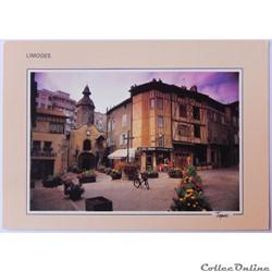 CP de la Haute Vienne, Limoges