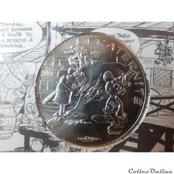 10 euros, Astérix et fraternité Bretons ...