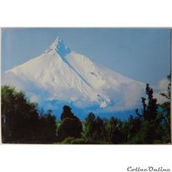 CP du Chili, volcan Puntiagudo