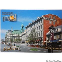 CP du Canada, Montréal