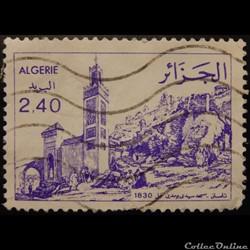 Algérie 00760 vue de la mosquée Sidi Bou...