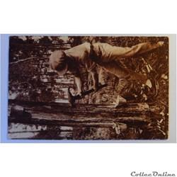 CPA des Landes, Capbreton, la saignée de l'arbre d'or