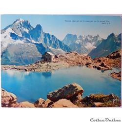 CPA de Haute-Savoie, le lac Blanc
