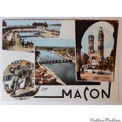 CPA de Saône-et-Loire, Macon