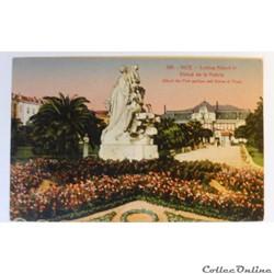 CPA des Alpes-Maritimes, Nice, Jardins A...