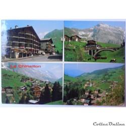 CP de Haute-Savoie, Le Chinaillon