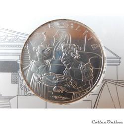 10 euros, Astérix et l'égalité Cléopatre...