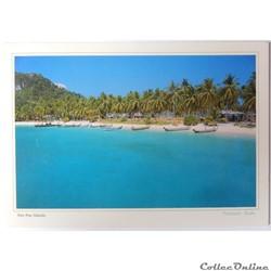 CP de Thailande, Krabi, îles Phi Phi