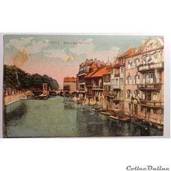 CPA de Moselle, Metz, les bains des Roches