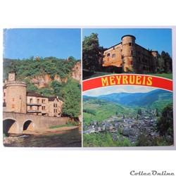CP de Lozère, Meyrueis