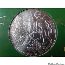 10 euros, le beau voyage du Petit Prince...